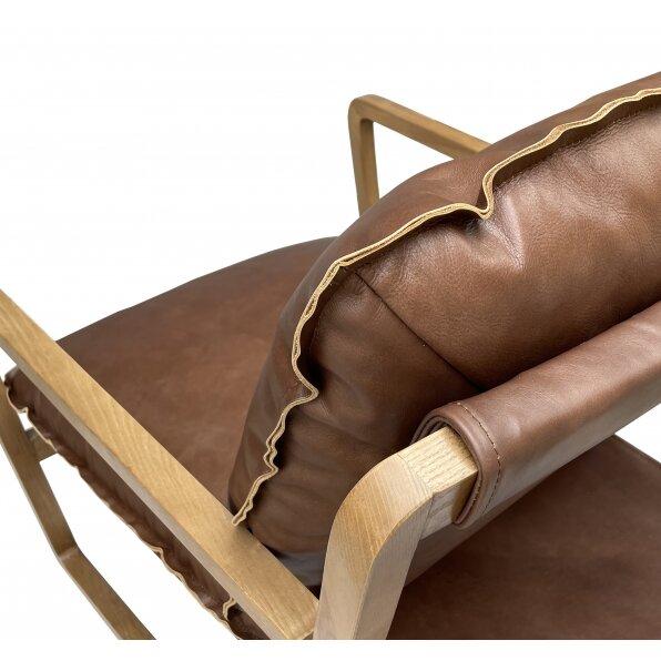 כורסא עור הלן