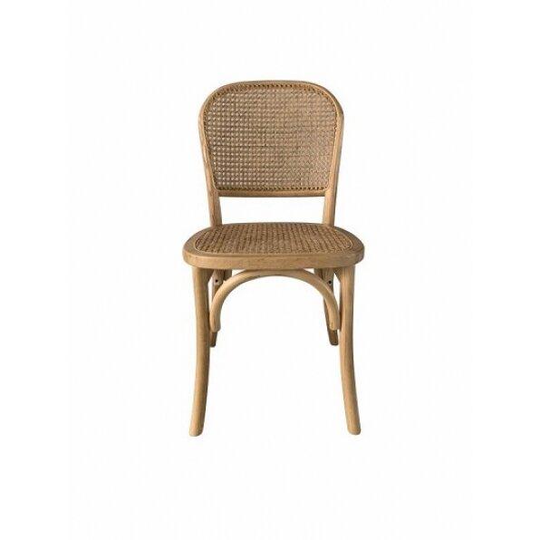כסא אוכל ראטן פרד