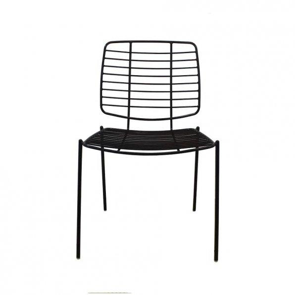 כסא קלאסי מתכת