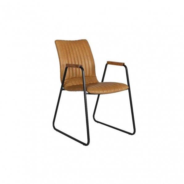 כסא עור 384