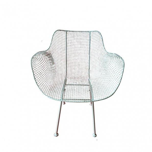כסא פטרן לבן