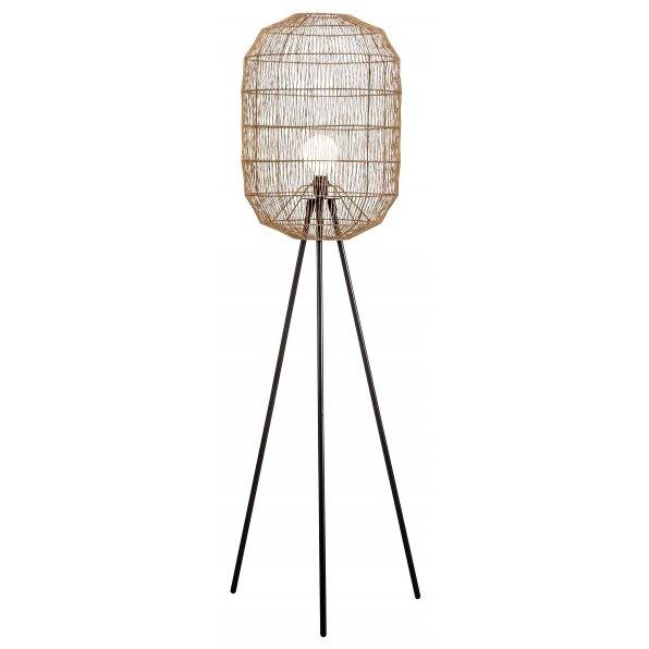 מנורה רצפתית חוטים טריפוד