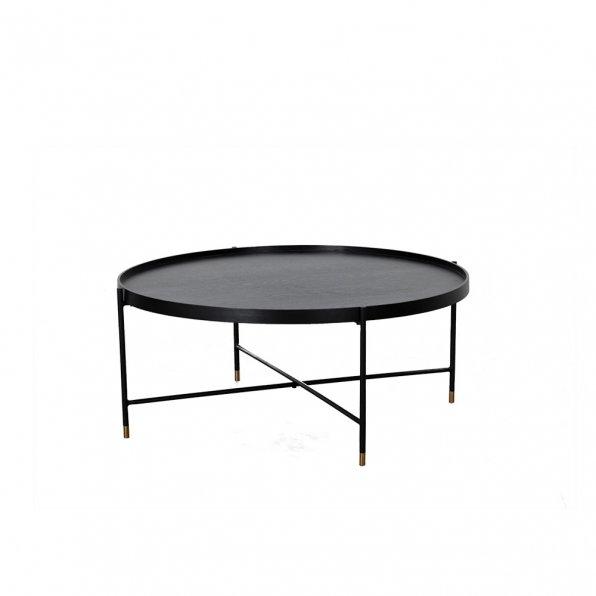 שולחן קפה ג'יימס שחור