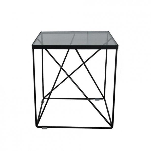 שולחן צד מרובע