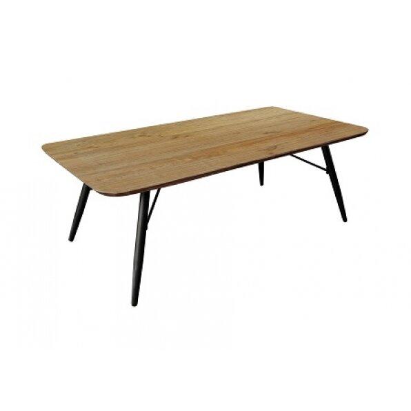 שולחן קפה מלבן קייסי