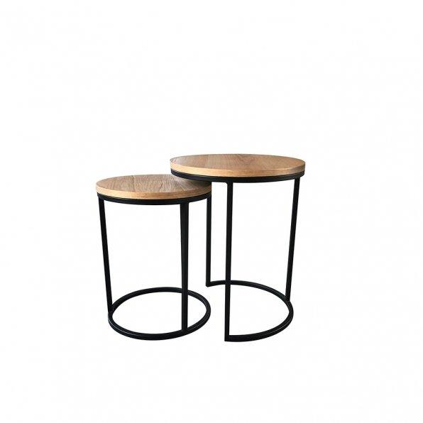 שולחן צד מרקו