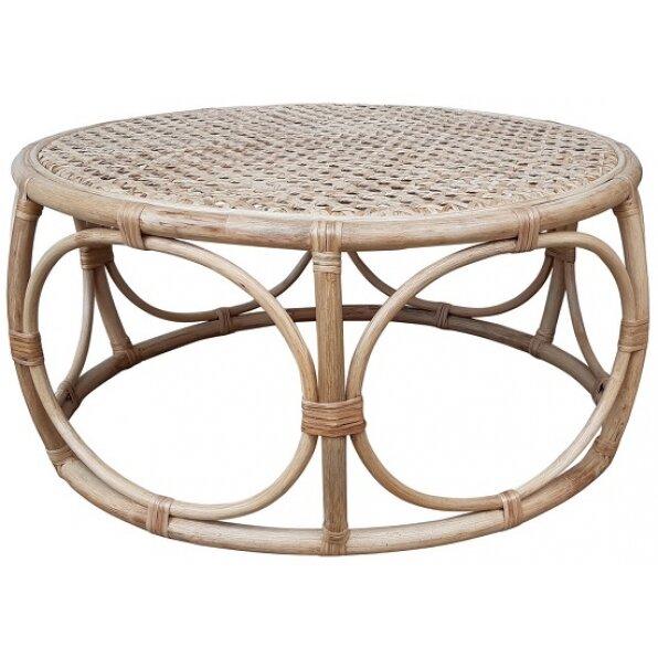 שולחן קפה ראטן אליסיה