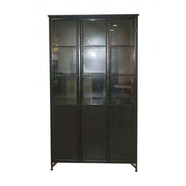 ויטרינה ברזל הארי 3 דלתות
