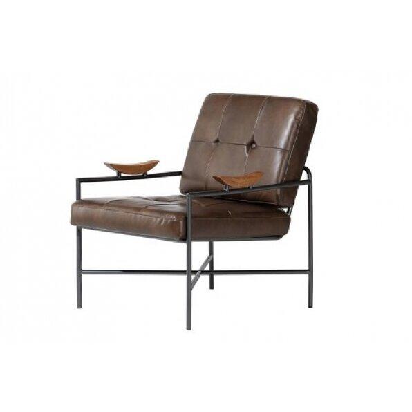כורסא עור 16 בונד
