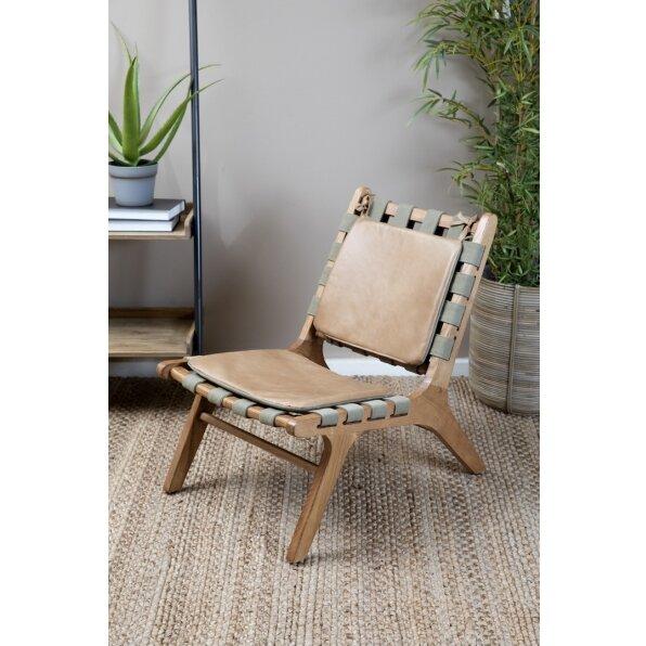 כורסא עור 350