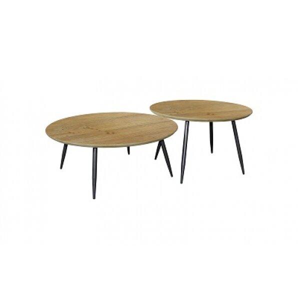 סט 2 שולחן קפה רינגו