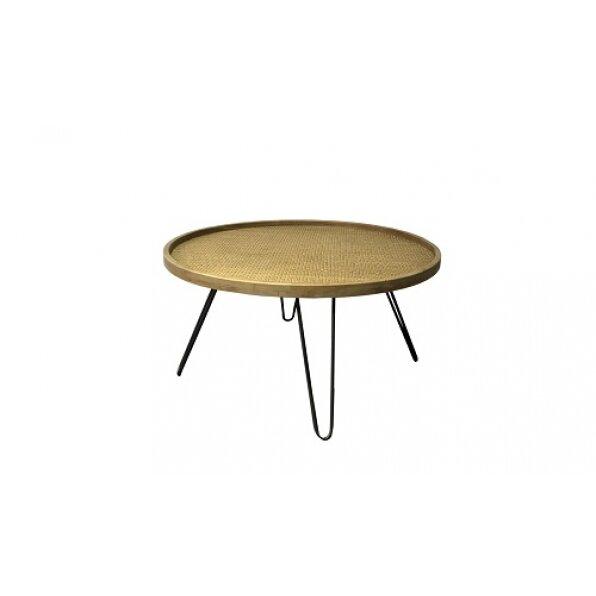 שולחן קפה ראטן ליבי ( 3 מידות)