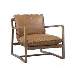 כורסא עור הלן קאמל קוגנק