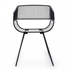 כסא אמבט שחור
