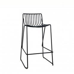 כסא בר מעוצב גבוה