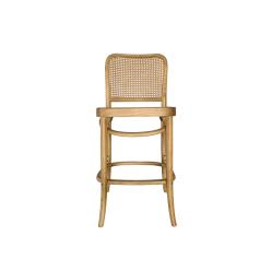 כסא בר ראטן מרטין טבעי