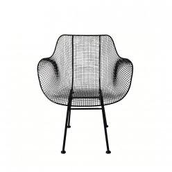 כסא פטרן שחור