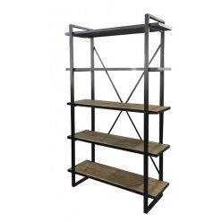 ספרייה עץ ברזל טראמפ מידה 120.40.190 5010599681