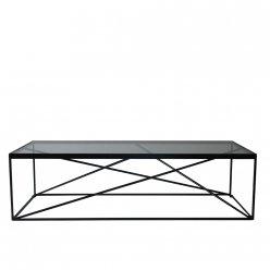 שולחן סלון שחור