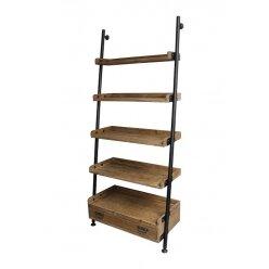 501059202 -ספרייה עץ ברזל קלווין