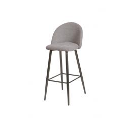 501065805401 - כסא בר אנה אפור בהיר 01